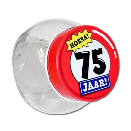 Candy Jar 75 Jaar
