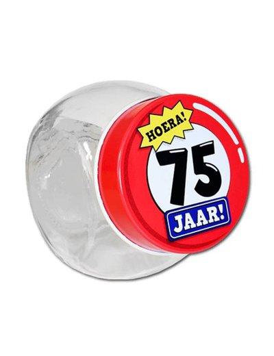 Candy Jar 75 Jaar