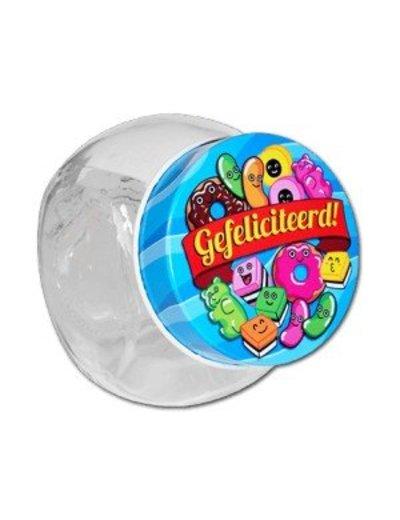 Candy Jar Gefeliciteerd