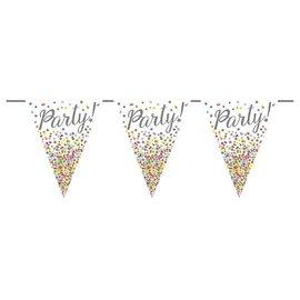 Confetti Party Vlaggenlijn