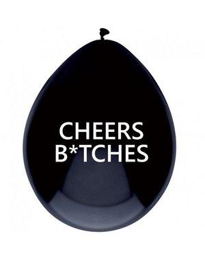 Cheers Bitches Latex Ballonnen