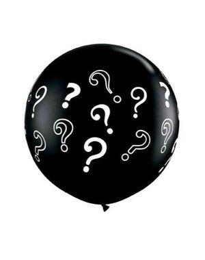 Gender Reveal 90cm Grote Ballon