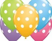 Ballonnen met Polka Dot Stippen