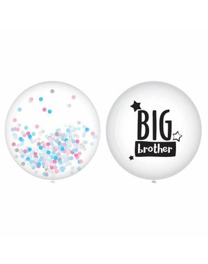 Big Broter XL Ballonnen 2 stuks