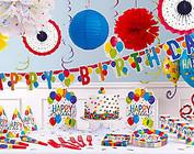 Tafelservies Verjaardagen