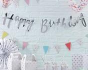 Polka Dot Stippen Verjaardag