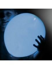 Ballonnen Blauw LED - 5stk