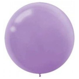 Lila  90cm Top Helium Ballon XL