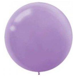 Lila  90cm Top Helium Ballon XL