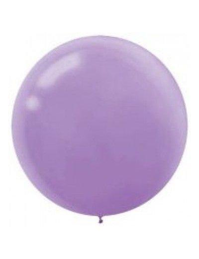 Topballon Paars XL - 90cm