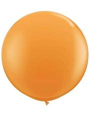 Topballon Oranje XL - 90cm