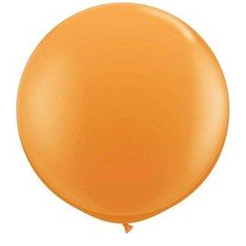 Oranje 90cm Top Helium Ballon XL