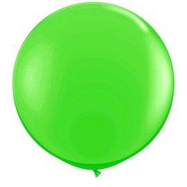 Appelgroene  90cm Top Helium Ballon XL