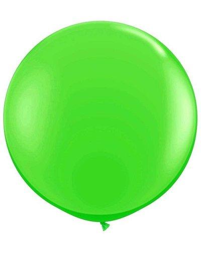 Topballon Appel Groen XL - 90cm