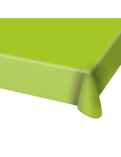 Groen Plastic Tafelkleed