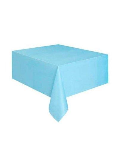 Baby Blauw PlasticTafelkleed