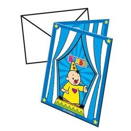 Bumba Uitnodigingen en Enveloppen