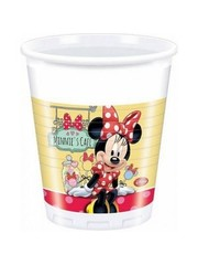 Minnie Mouse Weggooi Bekers SALE