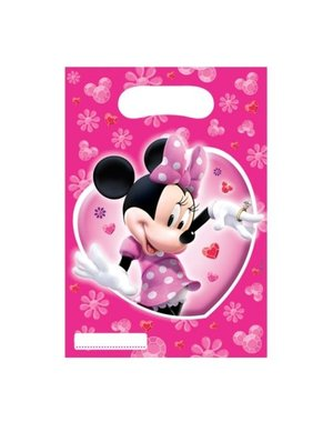 Minnie Mouse Uitdeelzakjes