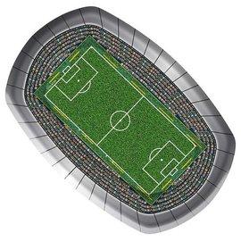 Voetbal Weggooi Borden