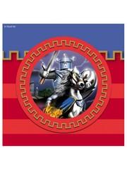 Silver Knight Ridder Servetten