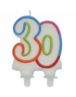 30 jaar Kaars
