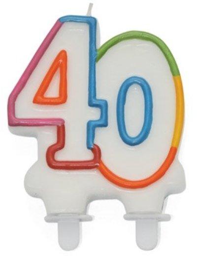 40 Jaar Kaars