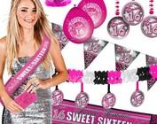 Sweet 16 Versiering