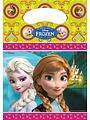 Roze Frozen Anna Elsa Uitdeelzakjes
