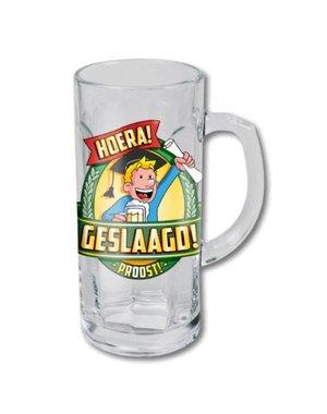 Hoera geslaagd bierpul