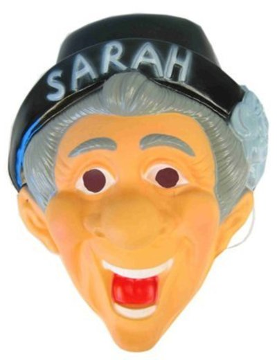 Sarah Masker met Hoedje