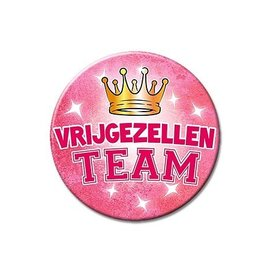 Roze Vrijgezellen team button