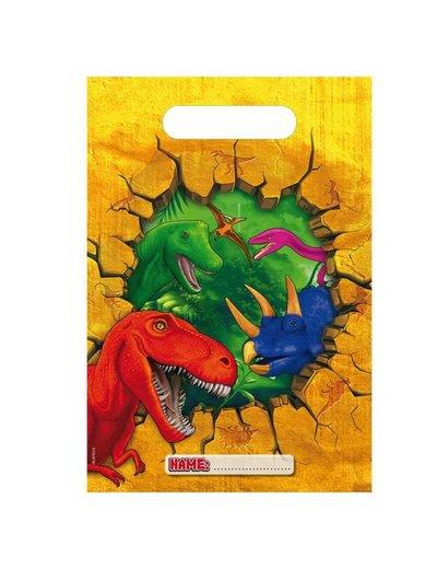 Dinosaurus Uitdeelzakjes