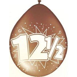 12 1/2 jaar getrouwd ballonnen