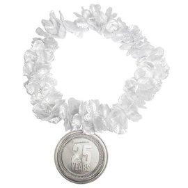 Zilveren Hawaii 25 Lei