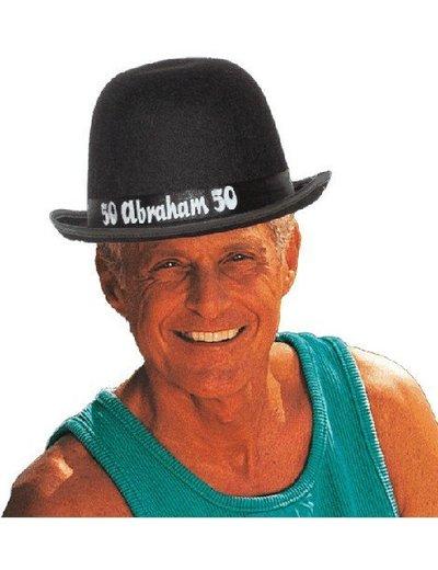 Zwarte Abraham 50 Bolhoed
