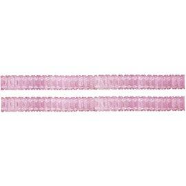 Roze mini slingers 2 stuks