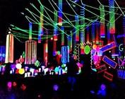 Neon feestje
