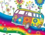 70's Hippie Feest