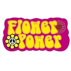 Flower Power deurbord