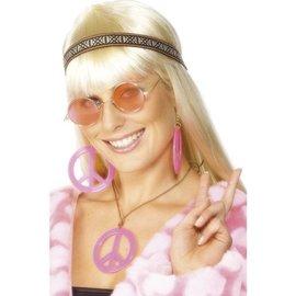Hippie peace sieraden kit