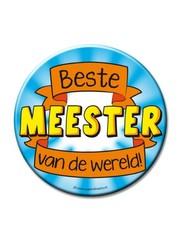 XL button beste meester van de wereld
