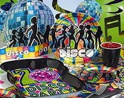 Disco fever 70's 80´s feest