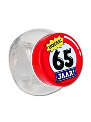 Candy Jar 65 Jaar - Copy