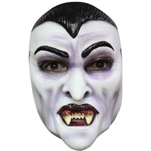 Halloween Masker.Eng Dracula Halloween Masker Feestperpost