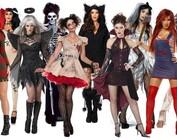 Halloween dames kleding