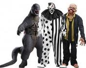 Halloween heren kleding