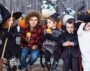 Halloween kinder kleding