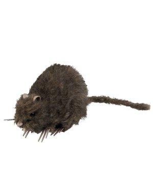 Harige decoratie rat Halloween