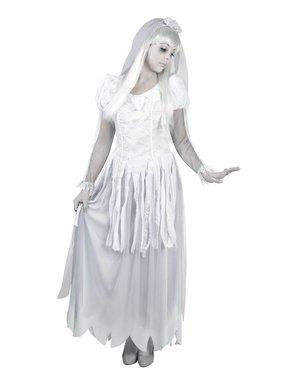 Ghost bride zombie bruid kostuum